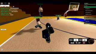 NBA Hoopz Ankles/Crosses #2