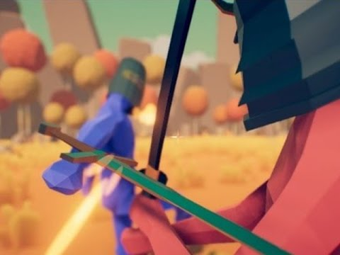 Totally Accurate Battle Simulator: Random sword fighting moments