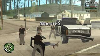 Grand Theft Auto San Andreas 4k 60fps Gtx 1070