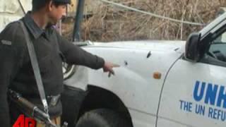 Gunmen Kidnap American UN Official in Pakistan