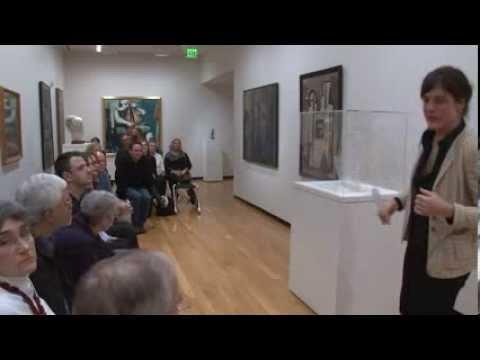 Artist Talk: Rebecca Gates (full talk)
