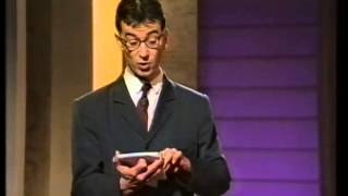 John Hegley on Clive Anderson Talks Back