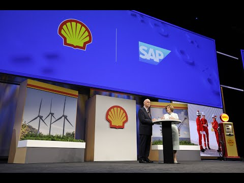 Energy to Innovate: Shell at SAPPHIRE NOW 2019