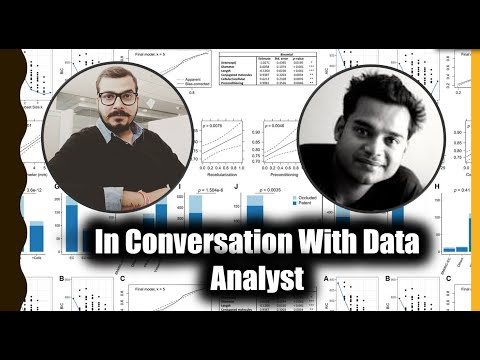 Live- Conversation With Amit Bose-Transition From Commerce Background To Data Analyst