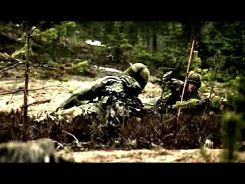 Finnish Army - Company's mechanized attack