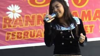 Peserta Karaoke - Dibelai sayang Rany Tamara