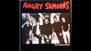 Angry Samoans - Right side of my mind