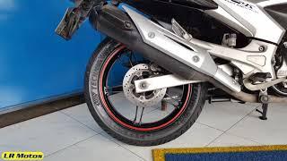 LR Motos   Revisão de Moto Concluída da Yamaha Fazer 250 Preta   4245