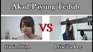 Video Indonesia VS Korea Hanin Dhiya vs Priscilla Lee Akad Payung Teduh download MP3, 3GP, MP4, WEBM, AVI, FLV Juni 2018