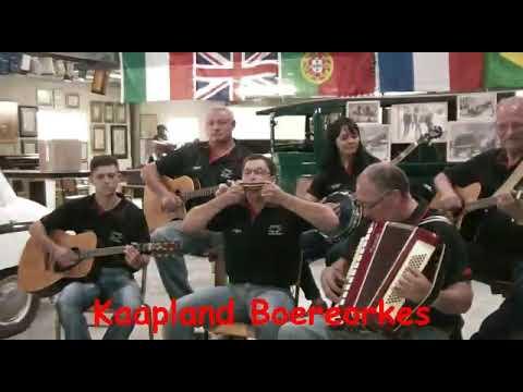 Download Kaapland Boereorkes - Hannes se Vastrap