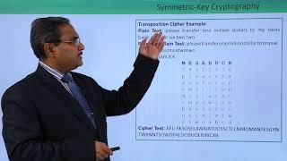 Symmetric Key Cryptography - Cipher