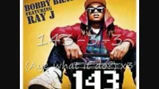 143 - Bobby Brackins feat. Ray J (LYRICS) Explicit.