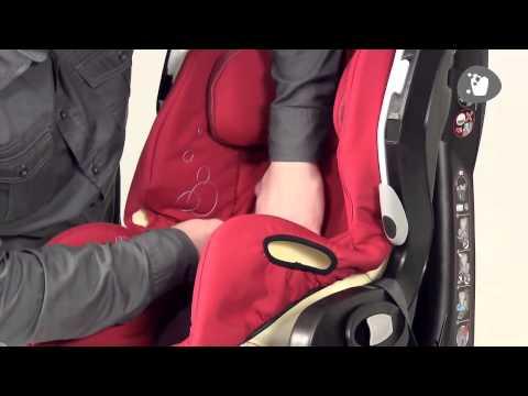 Автокресло Bebe Confort Axiss Robin Red по лучшей цене в Украине