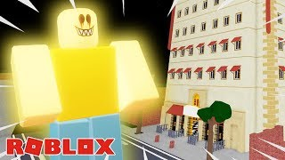 THE HORROR HOTEL TRIP! / ROBLOX