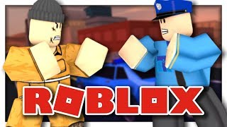 POLICE VS. PRISONERS | ROBLOX JAILBREAK IOS, ANDROID