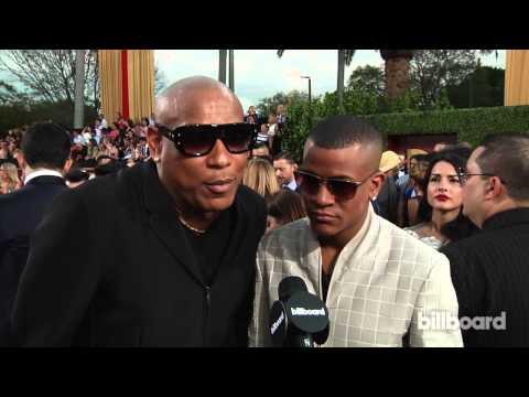 Gente de Zona: 2014 Billboard Latin Music Awards Red Carpet