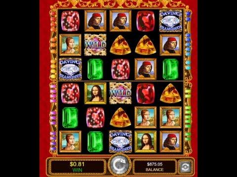 💎 Two New Da Vinci Diamonds Games 💎