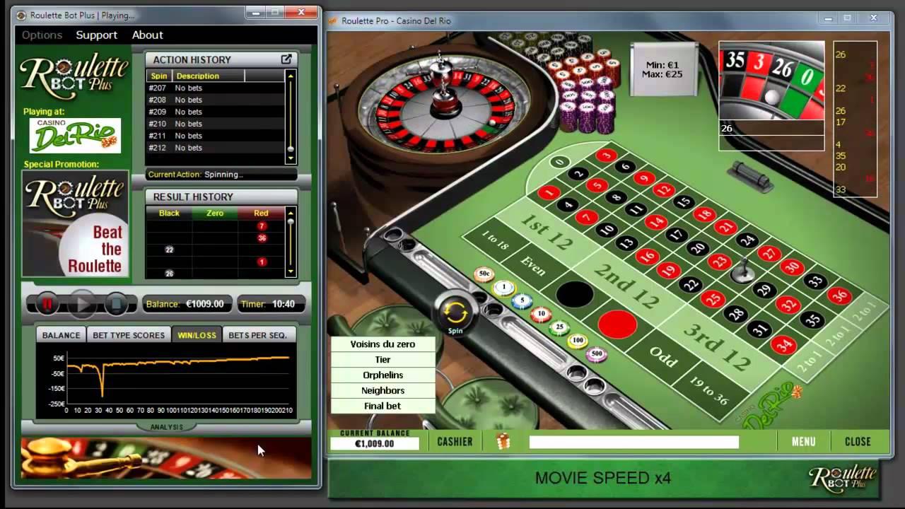 Um sistema para vencer todos os Casinos!