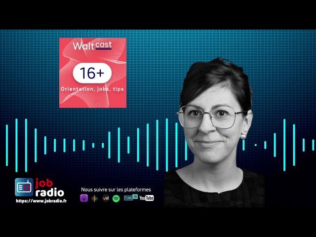 Teaser Waltcast, le podcast de Walt sur l'alternance