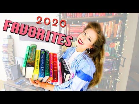 FAVORITE BOOKS   2020 EDITION