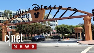 Disney buying Fox (CNET News)
