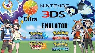 Como baixar Pokémon Omega Ruby,Alpha Sapphire, Sun e Moon no PC