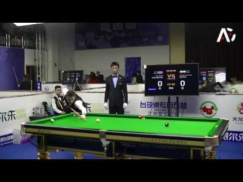 2015 Chinese 8-Ball World Championship - Mark Selby vs Sepehr Lababi