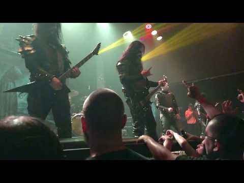 Dark Funeral - Live at White Oak Music Hall in Houston, Texas 3/16/18