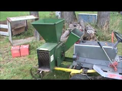 Mackissic Mighty Mac powered by Gravely
