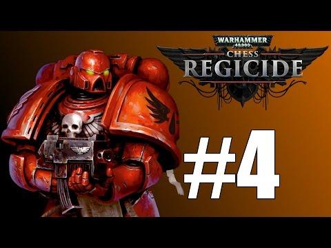 Let's Play Warhammer 40,000 Regicide #4 Assault Pa  