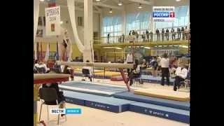 В Брянске завершились соревнования по спортивной гимнастике «Олимпийские надежды»