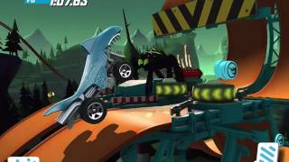 HOT WHEELS RACE OFF Shark / Bite / Street Creeper / Ratical Racer Gameplay iOS / Android