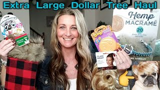 XL Dollar Tree Haul/ Trying Out Products/Ideas & a GUARANTEE  Laugh🤣