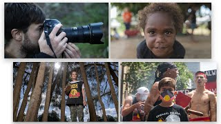 Rhett Wyman on using photography to platform Indigenous voices