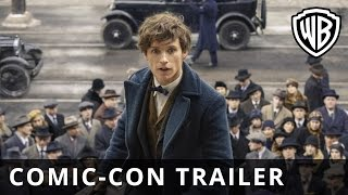 Fantastic Beasts and Where to Find Them   Comic-Con Trailer   16 november 2016