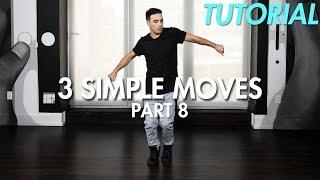 3 simple dance moves for beginners part 8 hip hop dance moves tutorial mihran kirakosian