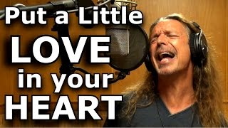Put a Little Love in Your Heart - Annie Lennox - Al Green - Cover - Ken Tamplin Vocal Academy