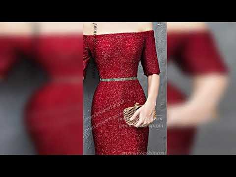 stellar-beaded-off-the-shoulder-short-sleeves-sparkly-mermaid-jersey-dress