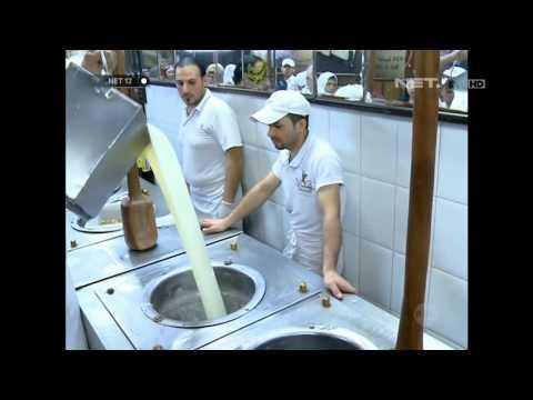 NET12 - Toko es krim KOta Damaskus Suriah sebagai penghilang rasa takut