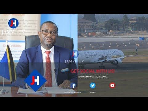 BREAKING NEWS: Tanzania yatunukiwa cheti cha ICAO cha viwango vya kimataifa kwenye usafri  wa anga