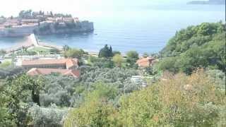 サン・ステファン島 モンテネグロ 2012年10月24日