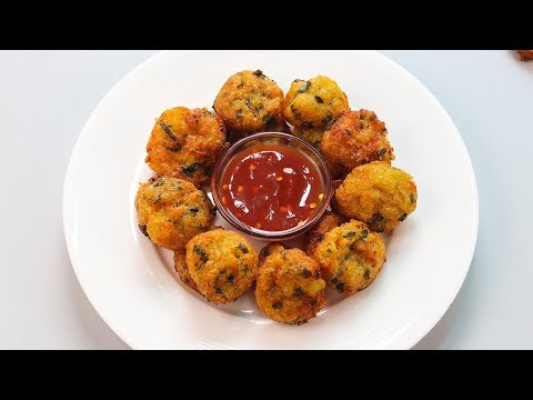 Vegetable Fritters | Potato Fritters Without Egg | How To Make Fritters | Mix Vegetable Pakoras