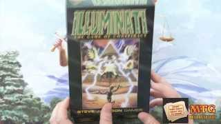 Illuminati Card Game Opening-Conspiracy?