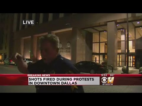 Sobering Warning From Officer Downtown Near Shooting; Area Still Not Secure
