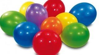 Гуляем семьей в парке Ловим мяч Запускаем воздушные шары Красивая природа Детский канал Зуми Казуми