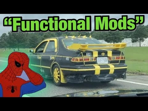 Don't Waste Your Money On These Ricer Mods!!! (Sh*tty Car Mods Reddit)
