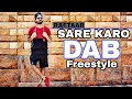 SARE KARO DAB DANCE VIDEO RAFTAAR NEW OFFICIAL Video