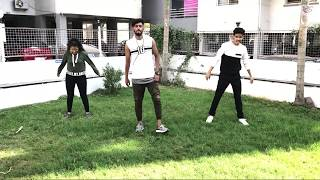 ABUSADAMENTE | MC Gustta e MC DG | Kaushal Shetty Dance Choreography