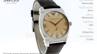 www swiss com pl zegarek męski emporio armani ar0338