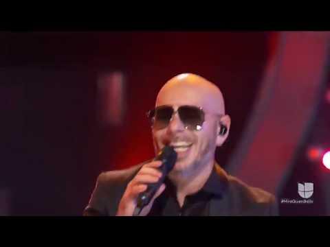 Pitbull Performance At MQB Grand Premiere